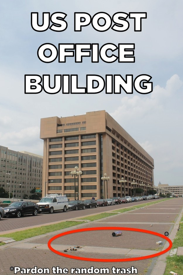 The 7 Ugliest Government Buildings In Washington D C