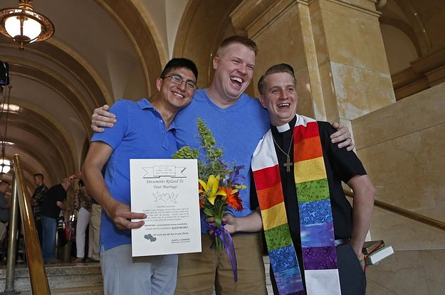 Appeals Court Schedules, Then Cancels Indiana, Wisconsin Same-Sex Marriage Arguments