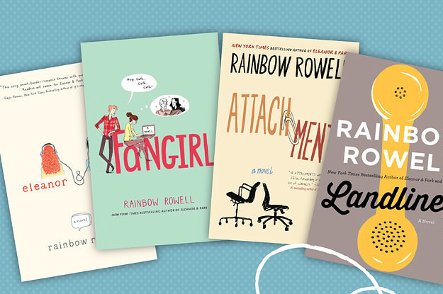Literature's John Hughes: Rainbow Rowell On Her Love Affair With ...