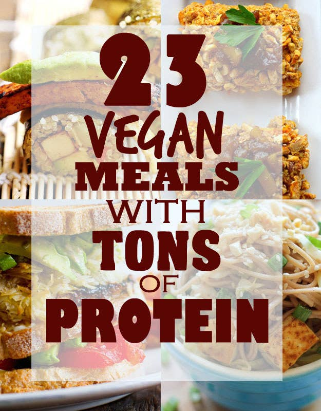 23 vegan meals with tons of protein share on facebook share forumfinder Image collections