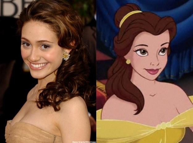 10 Celebrities And Their Disney Look-Alikes