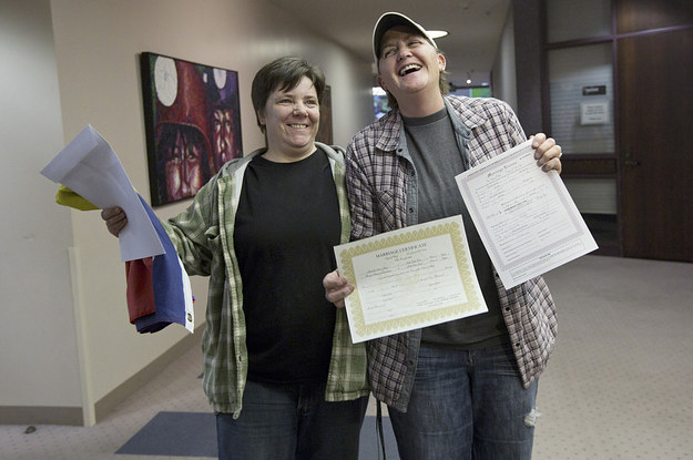 Same-Sex Couples Who Married In Utah Fight At Supreme Court Over Recognition-4074