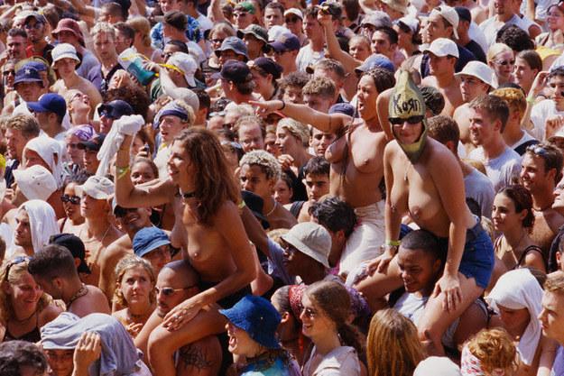 image gallery woodstock 1999 crowd