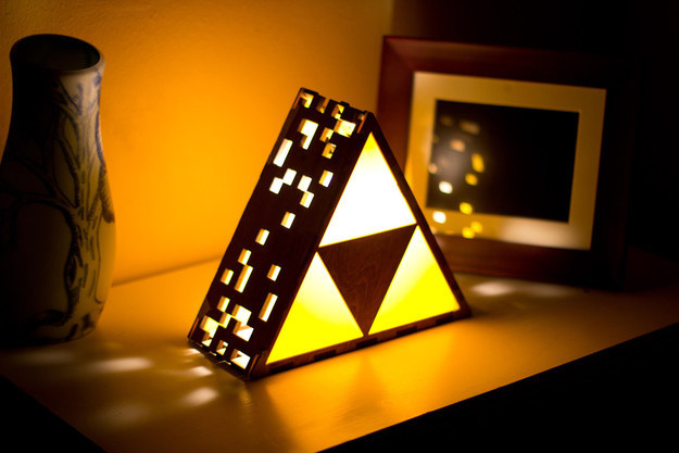 36 awesome night lights that 39 ll ignite the geek in you for Night light design