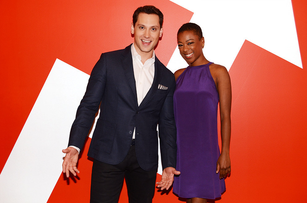 Is Poussey And Officer Bennett Dating In Real Life