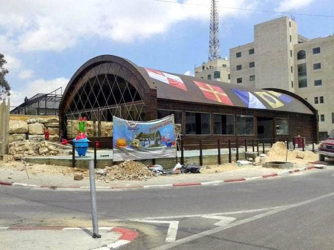There's An Actual Krusty Krab Restaurant Being Built And It