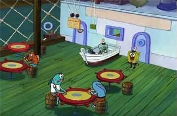 Theres An Actual Krusty Krab Restaurant Being Built And It Looks