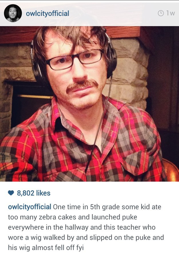 22 Reasons Why Adam Young's Instagram Is The Best Thing Ever
