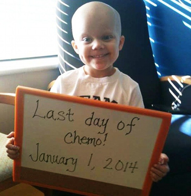 Top 5 Viral News Of The Week: The Three Little Girls With Cancer From This Viral Photo