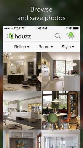 like pinterest wikipedia and craigslist for home design all rolled into one even