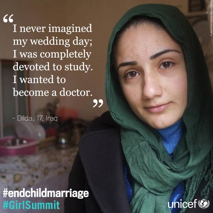 Child And Forced Marriage And FGM Are Way More Common Than You Think