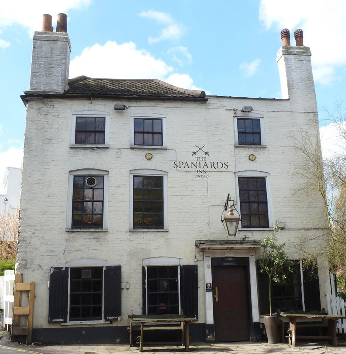 The man himself – Charles Dickens – used to visit The Spaniards Inn, which was built in 1585, and set a scene of The Pickwick Papers in it. It also featured in Bram Stoker's Dracula, and Keats reportedly wrote Ode to a Nightingale while there. Grab an ale and soak yourself in the literary atmosphere.