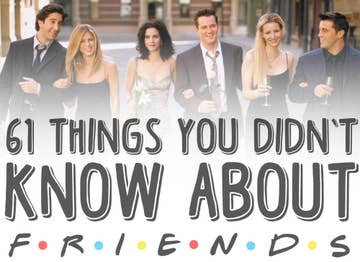 61 Things You Probably Didn't Know About