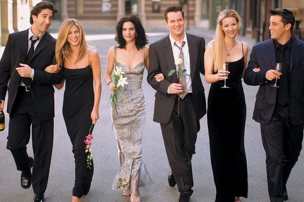 61 Things You Probably Didn T Know About Friends