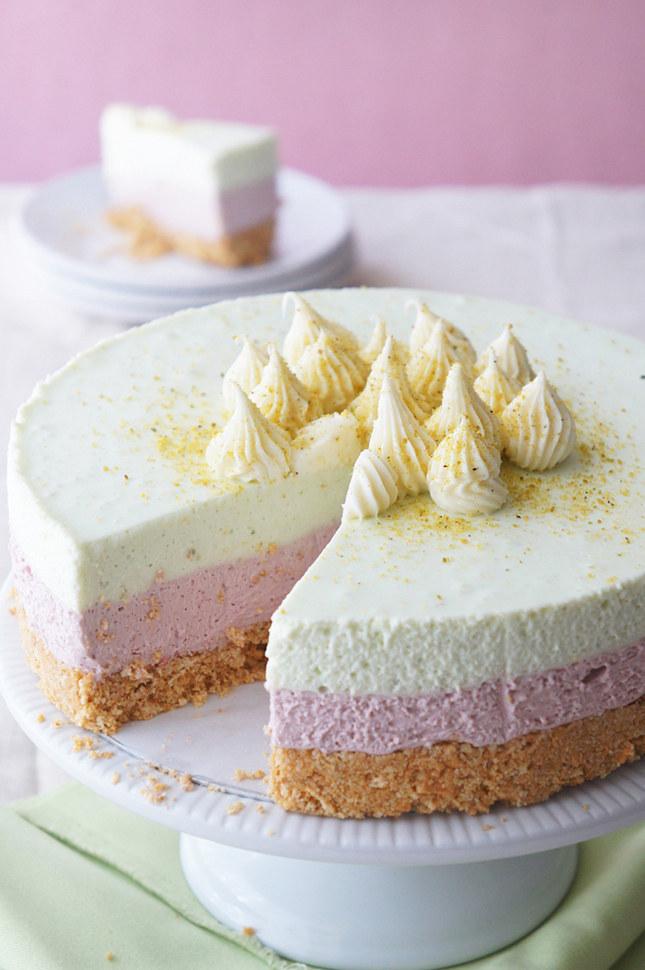 Non bake cheesecake recipes uk cooking