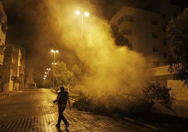 18 Palestinians From The Same Family Reportedly Killed In Israeli Shelling