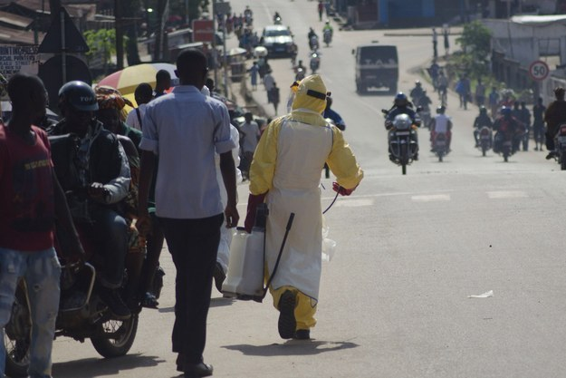 In Largest-Ever Outbreak, Ebola Spreads To Nigeria