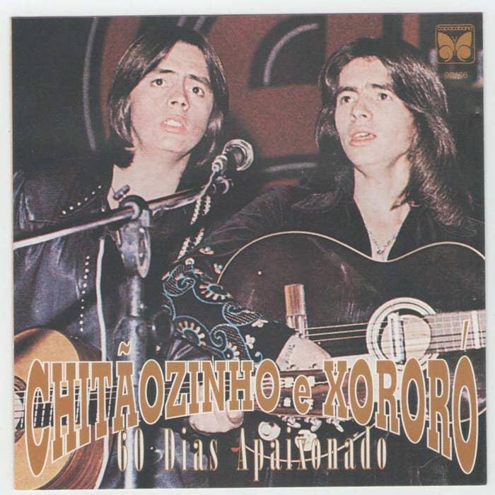 """Em 1979, eles gravaram """"60 Dias Apaixonado"""" e começaram a esboçar algum sucesso: foram 180 mil cópias."""