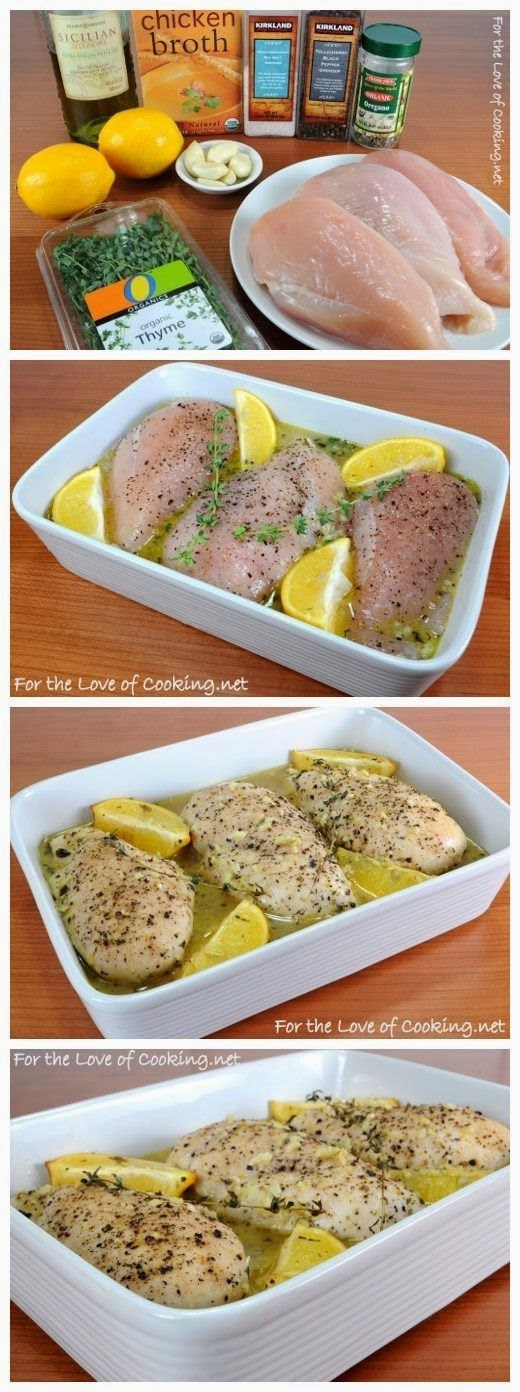 Easy chicken breasts recipes for dinner