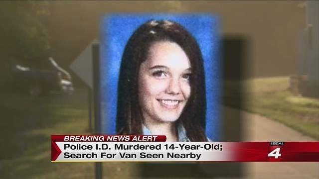 "Last Text Sent From Phone Of Murdered Teen: ""OMG. ... I Think I'm Being Kidnapped"""