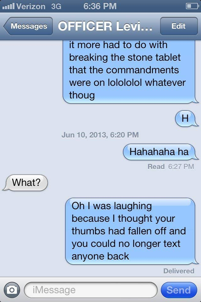17 Perfect Responses For When Someone Doesnt Text Back
