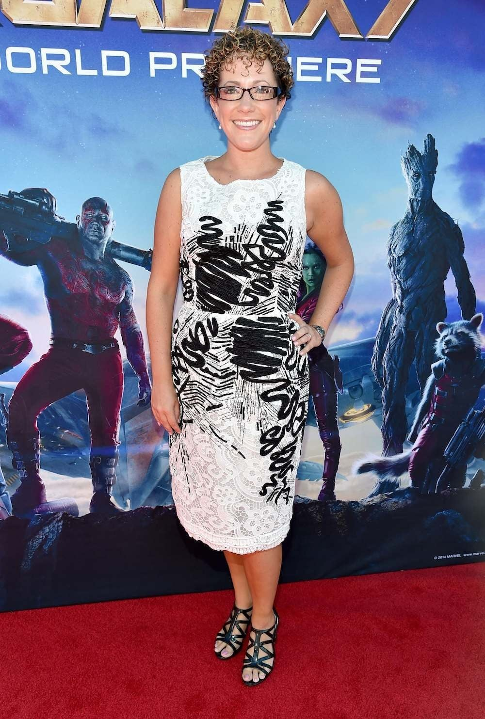 """Meet The Woman Who Made History With Marvel's """"Guardians Of The Galaxy"""""""