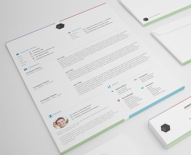 9 Free Résumé Templates That Will Get You Noticed