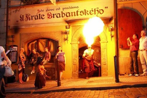 Stredoveka Krcma, The Medieval Tavern : Prague, Czech Republic