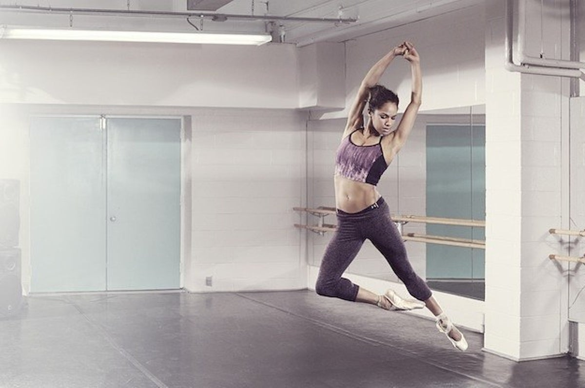 Despedida águila camarera  Why Under Armour Made That Mesmerizing Ad With Ballerina Misty Copeland