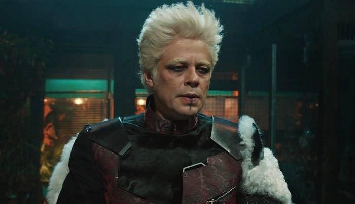 Benicio Del Toro as Taneleer Tivan.