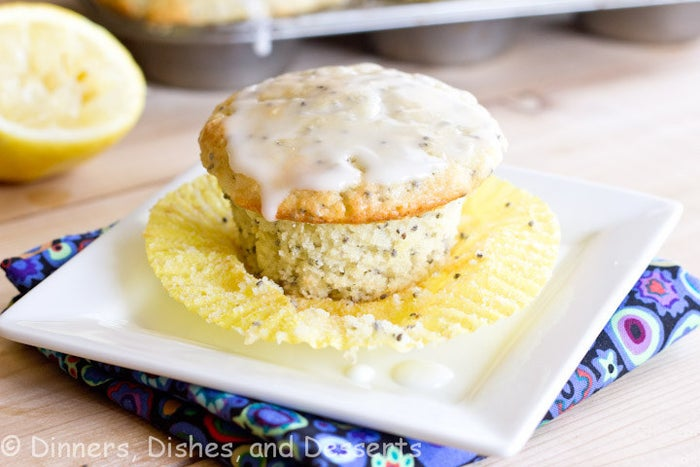 Substitute chia seeds for the usual poppy seeds!Find the recipe here.