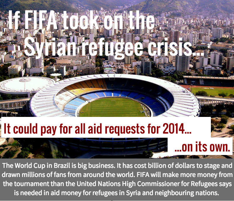 If Your Own Country Experienced The Same Disaster As Syria, This Is What It Would Look Like