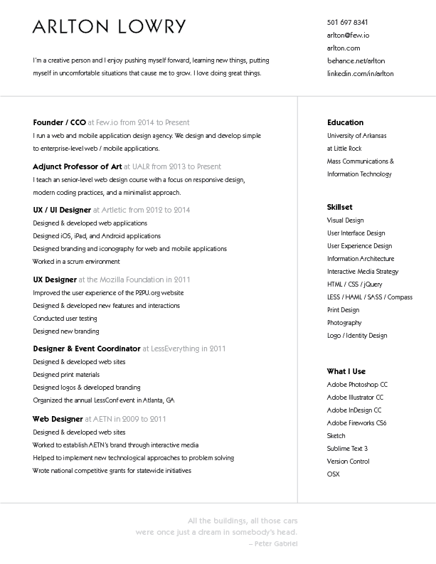 Opposenewapstandardsus  Fascinating  Beautiful Rsum Designs Youll Want To Steal With Fair View This Image  With Archaic How To Make A Resume Stand Out Also Er Nurse Resume In Addition Traditional Resume And Resume Reference Page Template As Well As Server Resumes Additionally Ministry Resume From Buzzfeedcom With Opposenewapstandardsus  Fair  Beautiful Rsum Designs Youll Want To Steal With Archaic View This Image  And Fascinating How To Make A Resume Stand Out Also Er Nurse Resume In Addition Traditional Resume From Buzzfeedcom