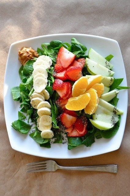 Fresh and fruity. Recipe here.