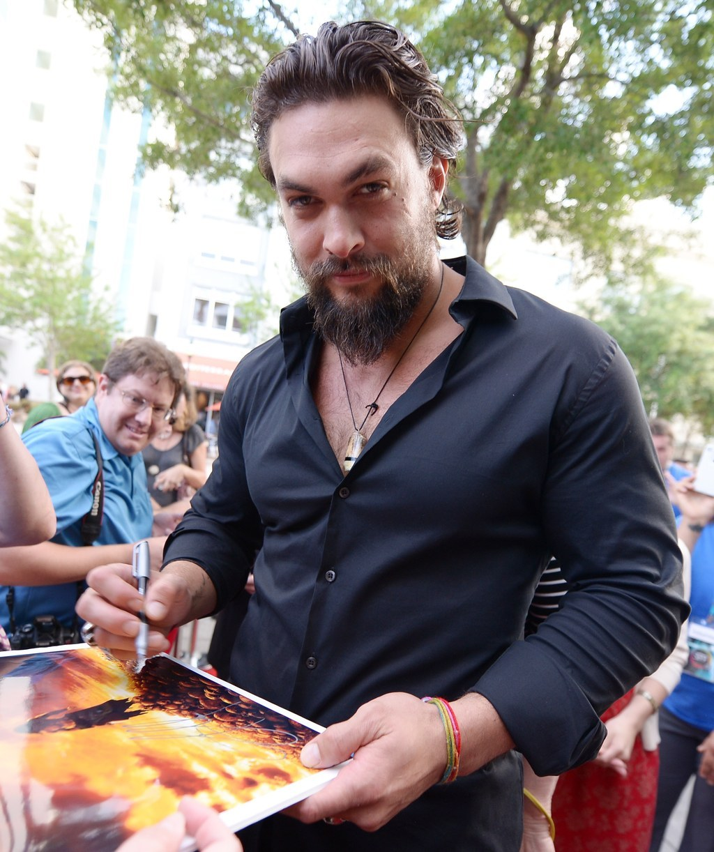 Jason Momoa Heritage: 12 Times Jason Momoa Looked Like He Was Up To No Good