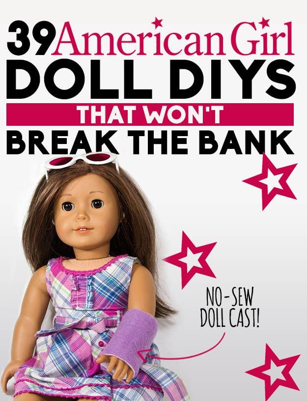 aeac9fafb9714 39 American Girl Doll DIYs That Won t Break The Bank