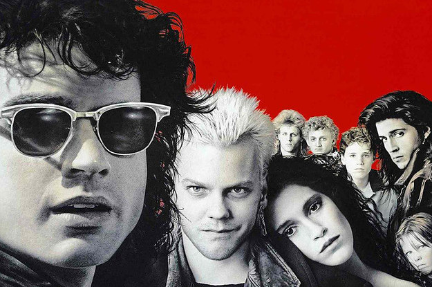 10 Fun Facts About The 10 Songs On The Lost Boys Soundtrack
