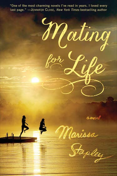 Mating for Life by Marissa StapleyAn honest and heartwarming story that explores the obstacles of marriage, friendship, motherhood and what it takes to love someone for life. As former folk singer and feminist Helen Sear and her three daughters navigate through life they discover the many roles that women can play and that some love can really last for life.