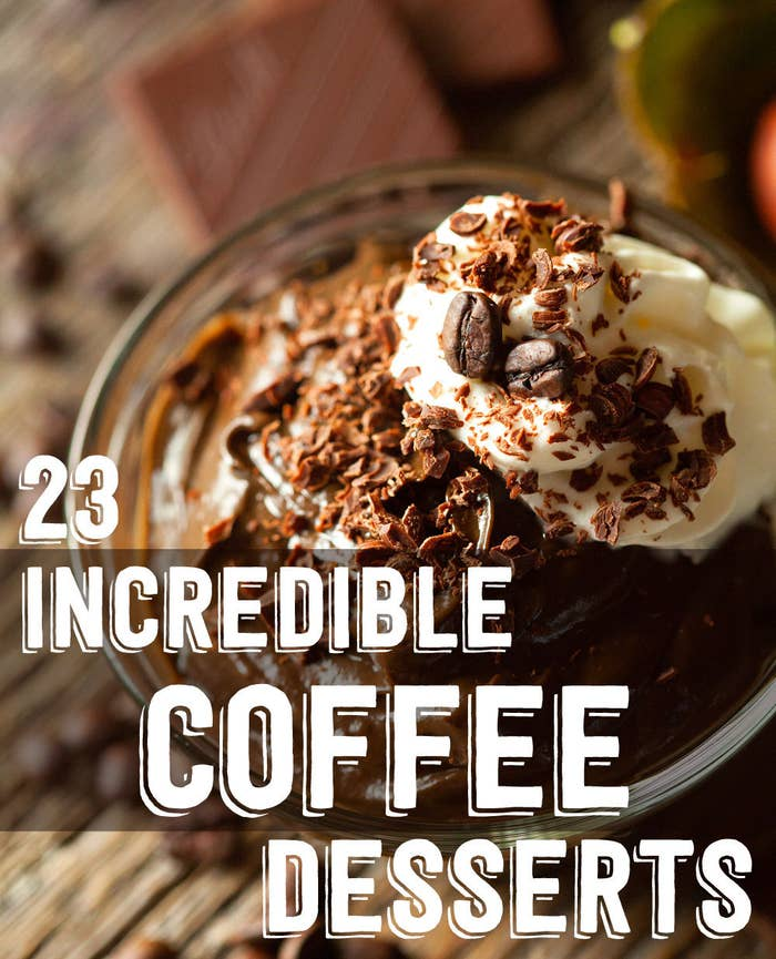 ad9def1bfd0 23 Incredible Coffee Desserts