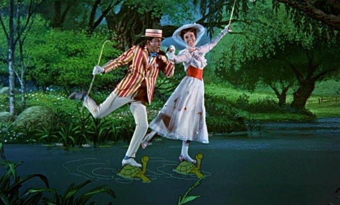 One of the most popular films of the '60s was the lovely Mary Poppins. Still incredibly popular today, it celebrates its 50th anniversary this year!