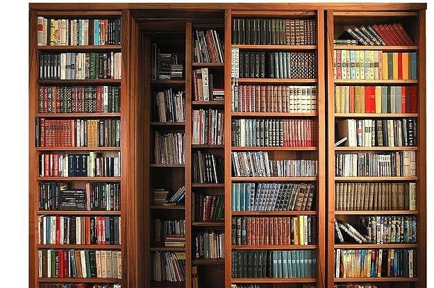 & 14 Secret Bookcase Doors You Wish You Had In Your House