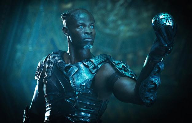 Korath (Djimon Hounsou)