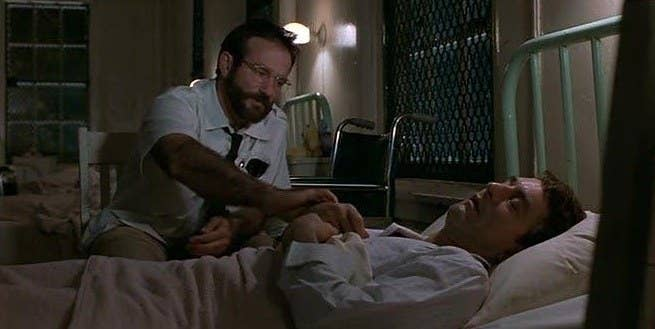 Perfect example of Williams being able to balance comedy and drama.Although Patch Adams could have made this list, Awakenings had a little less cheesy scenes and a strong performance by De Niro plus a great direction by Penny Marshall.