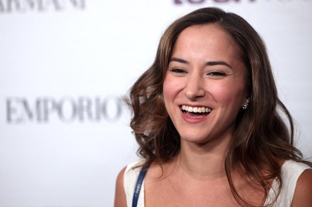Zelda Williams 2013 Robin Williams&...