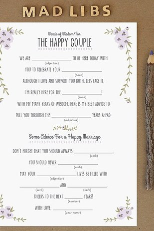 image regarding Guess How Many Kisses for the Soon to Be Mrs Free Printable called 31 Free of charge Marriage ceremony Printables Each and every Bride-Toward-Be Must Understand Around