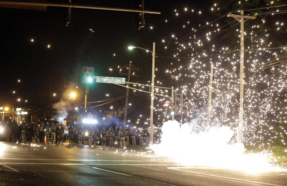 the crisis in ferguson The us government has failed its citizens in ferguson.