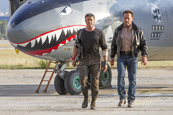 """There Is A Gay Couple In """"The Expendables 3,"""" Apparently"""