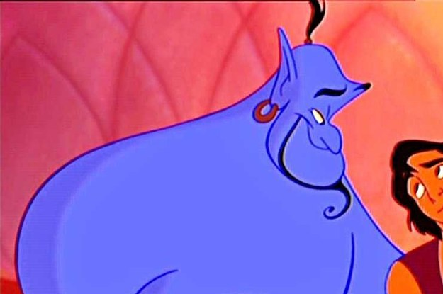 "Disney Added A Moving Tribute To Robin Williams To The End Of ""Aladdin"""