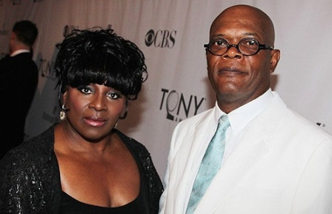 A committed student activist, LaTanya met Samuel L. Jackson at Morehouse College. As well as receiving an Honorary Doctorate from Spelman College and producing the ESPY Awards for ESPN, LaTanya Richardson was also nominated for a Tony Award for her performance in A Raisin in the Sun. All while supporting Jackson through his drug addiction problems and raising 'an intact revolutionary black family'.