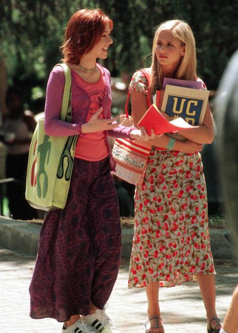 Buffy Dress